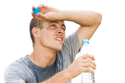 Anxiety and Excessive Sweating