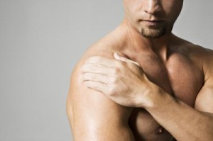 Decreased muscular size can be the result of not enough vitamin D