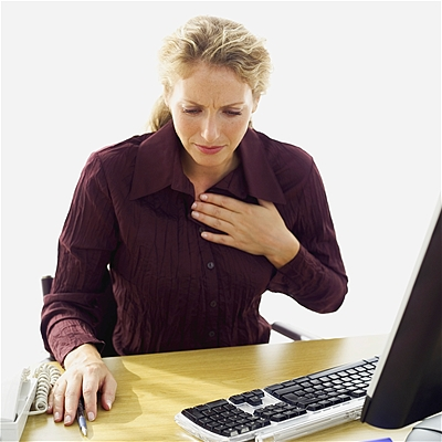 Anxiety As The Source Of Chest Pressure